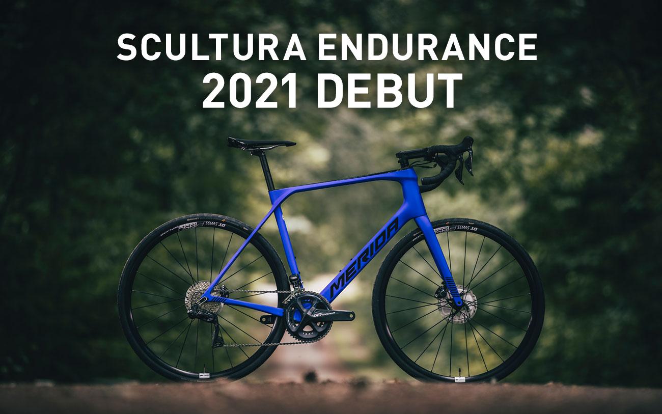 scultura endurance 2021 debut