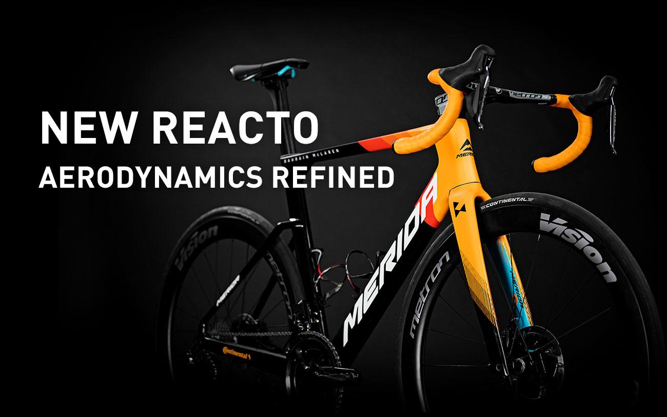 new reacto aerodynamics refined