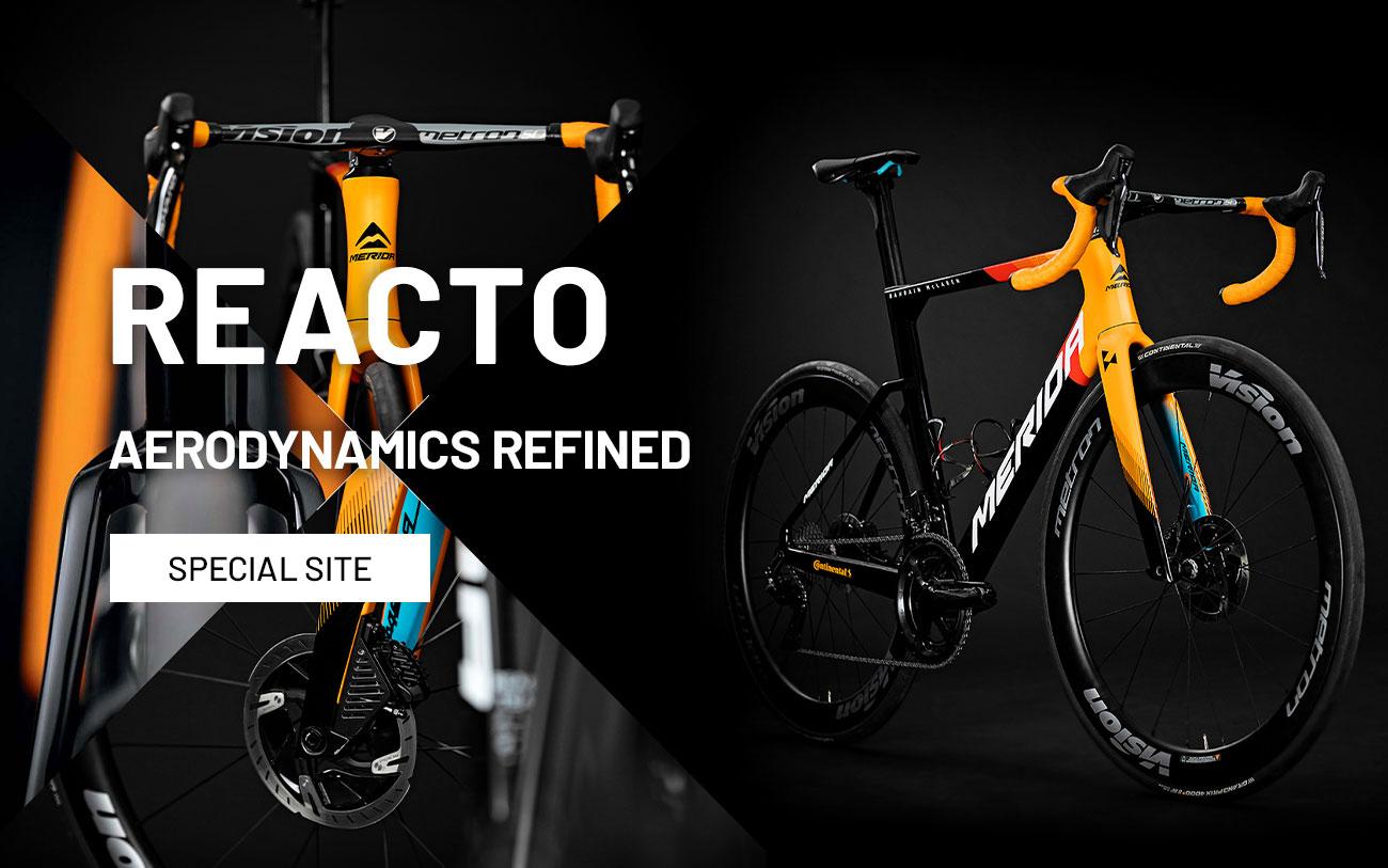 new reacto スペシャルサイト オープン