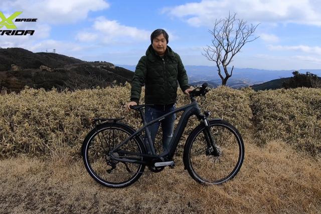 画像:自転車ジャーナリスト難波賢二氏によるバイクインプレッション