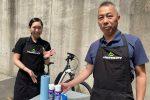 簡単!綺麗!E-bikeを洗車しちゃおう♪