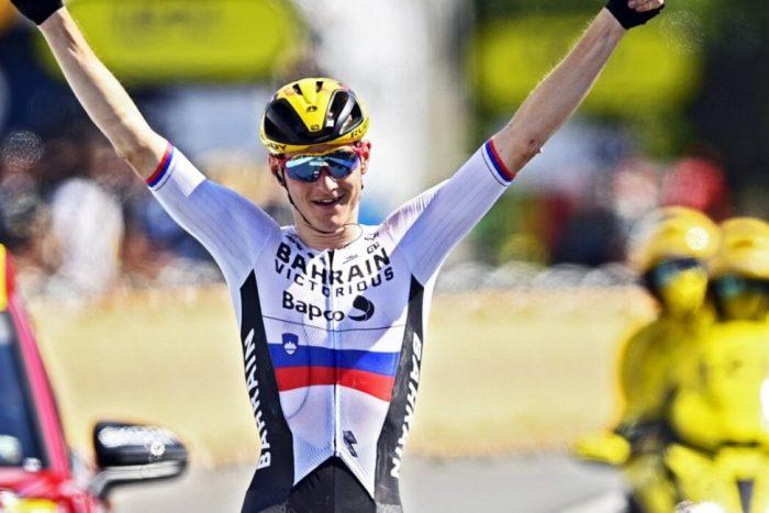 マテイ・モホリッチはツール・ド・フランスで2回目の勝利を収め、ジョナサン・ミランはSETTIMANA CICLISTICAITALIANAのステージ3で2位を獲得